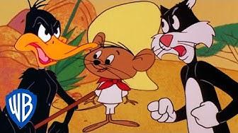Looney Tunes | Best of Speedy Gonzales | Classic Cartoon Compilation | WB Kids