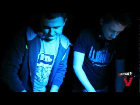 Top Mix of the Week 4 DJvICE b2b DJBlack @ Xpress TV 2012