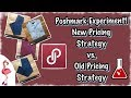Poshmark Pricing Strategy Experiment, How I Price NOW to Make More Money!💰