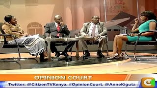 Opinion Court discussion on MPs rejection of Monicah Juma