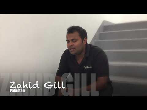Zahid gill  /Fateh Ali Khan :vigar gai aye thoray dina toun...