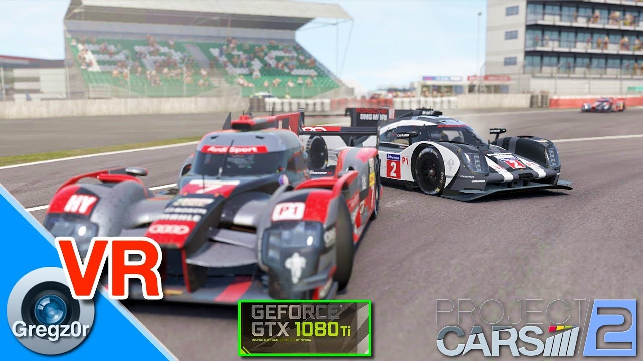 Project CARS 2 VR: The WEC 45 ...