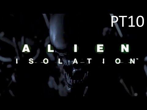 Alien: Isolation Walkthrough -PT10 Return to Samuels and Taylor
