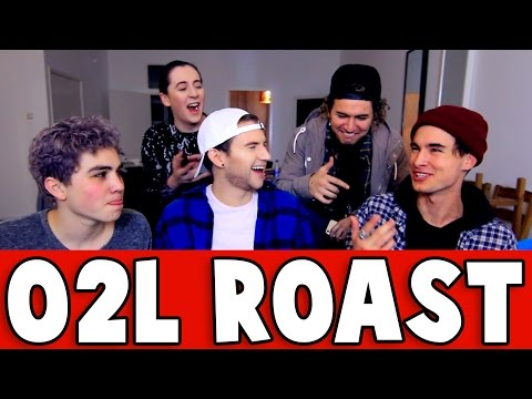 O2L ROASTS EACH OTHER
