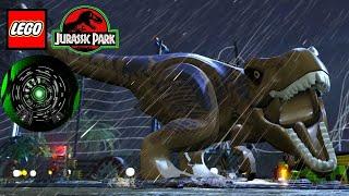 LEGO Jurassic Park: #2. Тиранозавърът