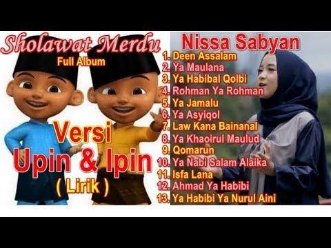 nissa-sabyan-full-album-(video-lirik-&-terjemahan)-lagu-sholawat-terbaru-2018