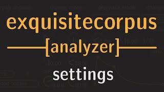 M4L exquisitecorpus Tutorial 2 - EC-analyzer (part 2)