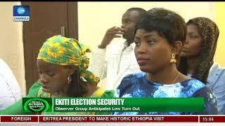 Preparations In Top Gear Ahead Of Ekiti Governorship Election | News Across Nigeria |