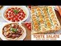 Torte Salate: Tante Idee Per L'estate | Ricette Facili | Pasta Brisèe Fatta In