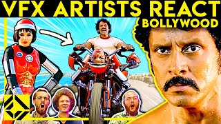 VFX Artists React to BOLLYWOOD Bad & Great CGi 5