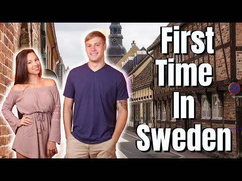 Sweden Travel Vlog