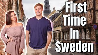 Traveling to Sweden for the first time
