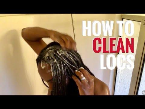 How to wash dreadlocks like a pro! (SECRETS REVEALED)    Loc Journey
