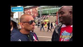 ARSENAL 0-2 MAN CITY - MAN CITY FAN TV - POST MATCH INTERVIEWS