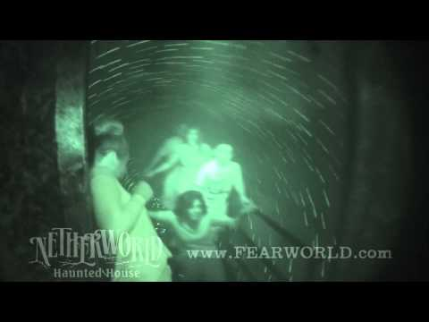 2014 Scares Inside NETHERWORLD Haunted House!