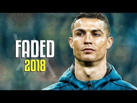 Cristiano Ronaldo - Alan Walker - Faded 2018   Skills & Goals   HD