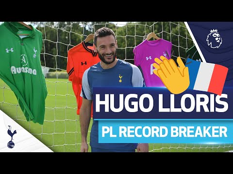 Hugo Lloris BREAKS THE RECORD!  The skipper makes HISTORY with 300 Premier League appearances!
