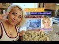 50 Dumplings Speed Eating Challenge w/ Nadia White on Livestream | RainaisCrazy