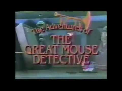 Disney'sThe Great Mouse Detective In Theaters: February 13, 1992 Commercial