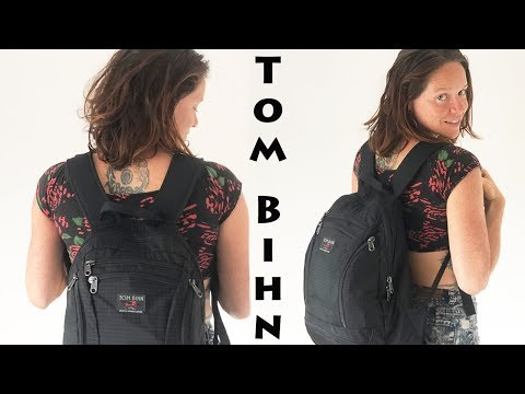 Unboxing & Packing Tom Bihn Synapse 19L || Minimalist Full Time Travel