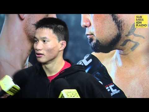 UFC Fight Night Adelaide: Ben Nguyen Post fight