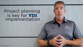 Infrastructure Best Practices For VDI