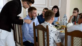 Свадьба 07.07.2018 банкет