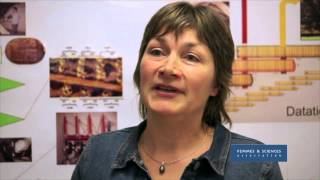 """""""Osez et Faites des sciences"""" - Monique Pierre, ingénieure d'étude au CNRS"""