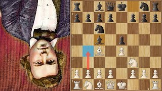 The Greatest Opening || Morphy vs Kipping || 1860.
