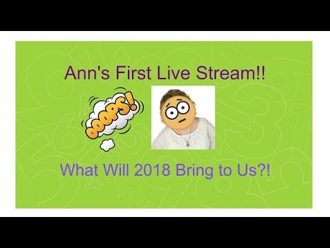 Ann Perry - Professional Numerologist Live Stream
