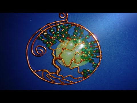 ARBOL DE LA VIDA A LA LUZ DE LA LUNA / TREE OF LIFE IN THE LIGHT OF THE MOON
