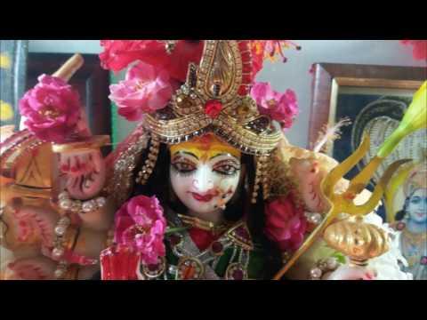 दुर्गा माँ - 9 रूप, 9 भोग, नवरात्री मे किस दिन किस रूप की पूजा हो, भोग सामग्री, शिंगार कैसे करे