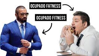 HÁBITOS FITNESS para gente OCUPADA (¡PONLO EN PRÁCTICA YA!) — Alimentación