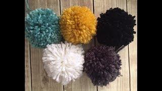 How to Use the Clover Pom Pom Maker & Quick Tip
