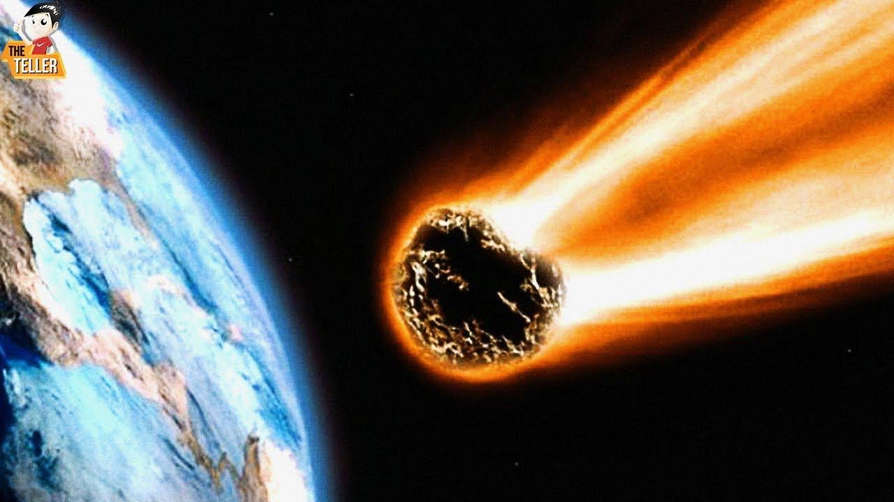 จะเกิดอะไรขึ้น ถ้าอุกกาบาตพุ่งชนโลก ด้วยความเร็วแสง (เร็วมาก)