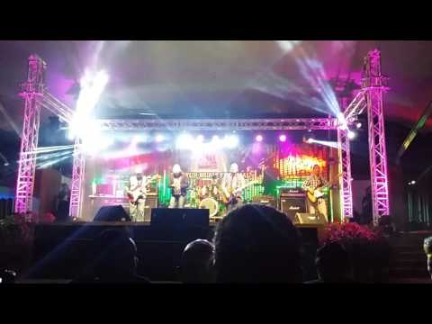 Suara asung(Live) - The Gurus ft Jasmine John @ Bidayuh Music Festival 2015