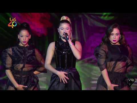 SOFIA REYES Feat ANITTA  R I P (Directo)  Live