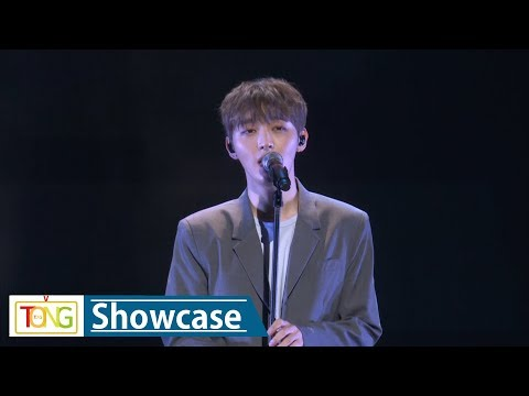 Free Download Yoon Ji Sung(윤지성) 'in The Rain'(인 더 레인) Debut Showcase Stage (aside) [통통tv] Mp3 dan Mp4