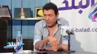 أحمد وفيق لـ'صدي البلد' : المسرح يمر بأزمة كبيرة ..فيديو وصور