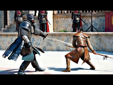 Oberyn Martell VS Gregor Clegane | Juego de Tronos 4x08 Español HD