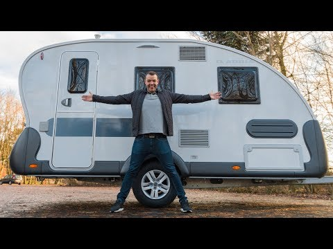 Test: Adria Action 391 PD 2018!