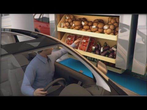 FutureMarket - Future Shop - Car Market - Quick Shopping Without Leaving Your Car