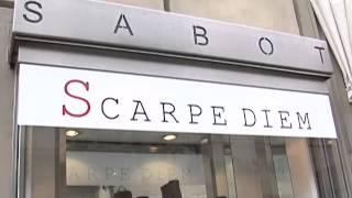Arezzo: Sabot presenta SCARPE DIEM