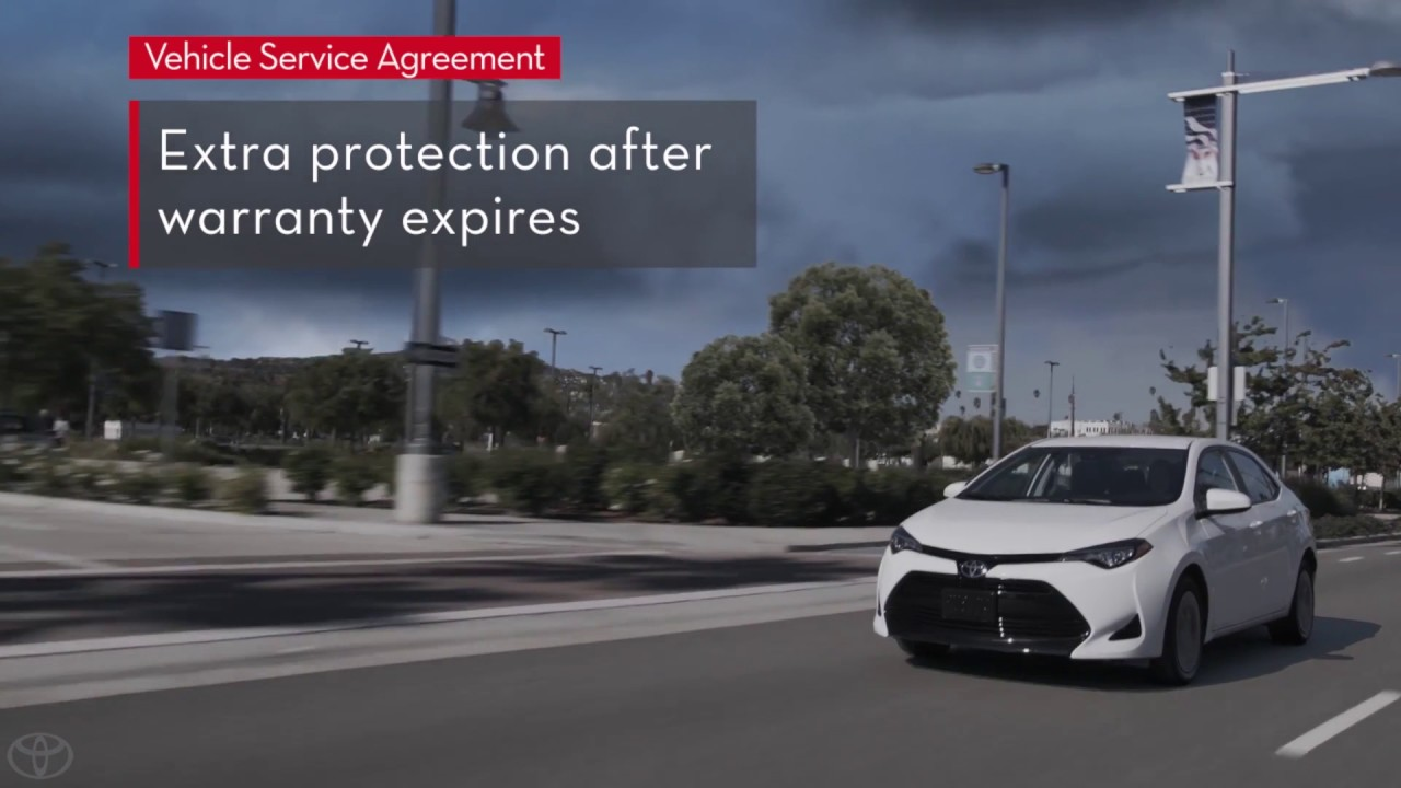 Vehicle Service Agreements Toyota Financial Services Mel Grata
