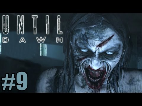 TAMBIEN HAY FANTASMAS??? | PS4 | Until Dawn #9
