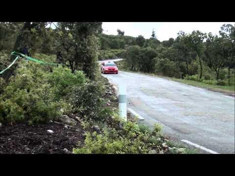 Rallye monts de vaucluse ES 4 6 St Jean Flassan