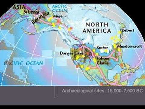 Prehistoric Peoples Of North America Youtube