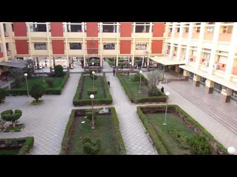 Faculty Of Commerce Ain Shams University FHD 1080p - كلية تجارة جامعة عين شمس
