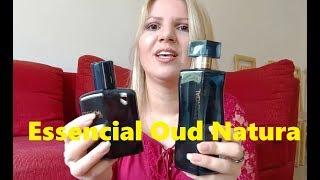 Lançamento Perfume Essencial Oud Feminino e Masculino da Natura
