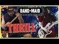 SLAP THE BASS!! | Band Maid / Thrillスリル | REACTION